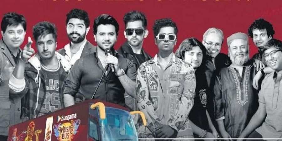 It takes viewers on a musical journey, curated by some of India's leading musicians: Harrdy Sandhu, Jassie Gill, Indian Ocean, Javed Ali, Jeet Gannguli and Revanth, across six cities in the heartland of India.