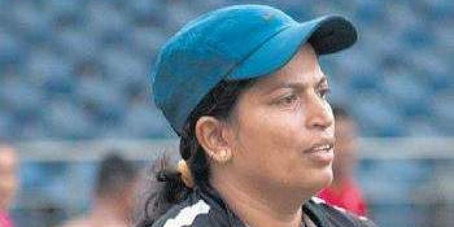 India women's coach Maymol Rocky