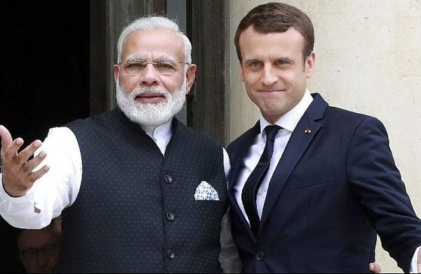 France to announce 'exceptional package' boostingIndia's COVID-19 fight, saysEnvoy