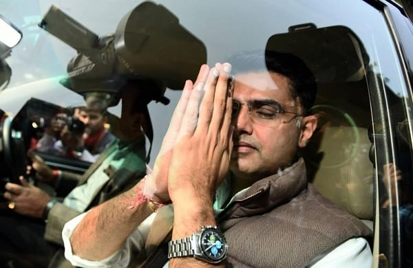 Rebel leader Sachin Pilot removed as Rajasthan Deputy CM, PCC chief: Congress
