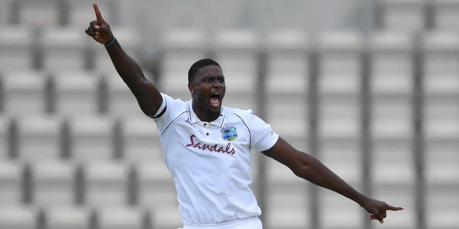 Jason Holder: No. 1 all-rounder, no.2 bowler in Tests- The New Indian Express