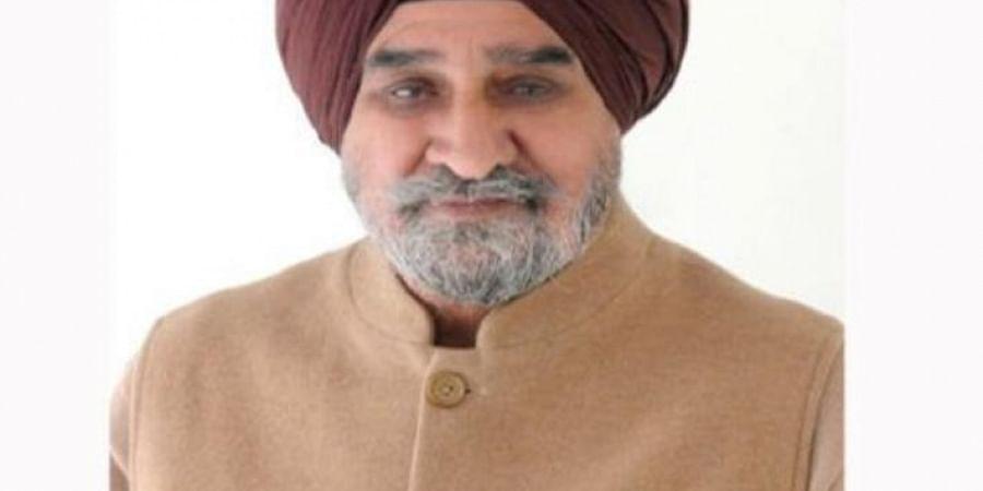 Punjab cabinet minister Tript Rajinder Singh Bajwa