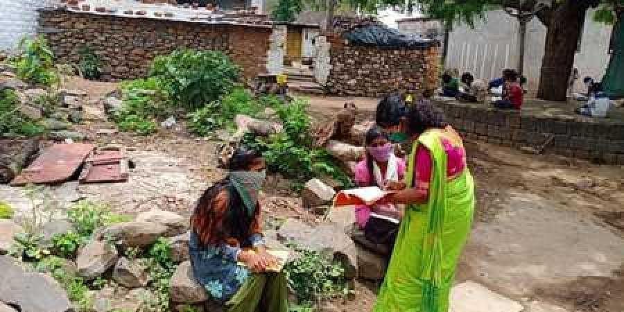 Karnataka rural schools