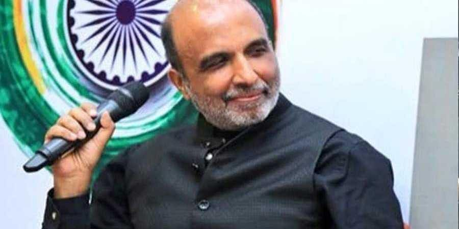 Congress leader Sanjay Jha.