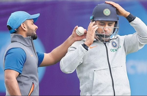 Rishabh Pant picks MS Dhoni as his favourite batting partner
