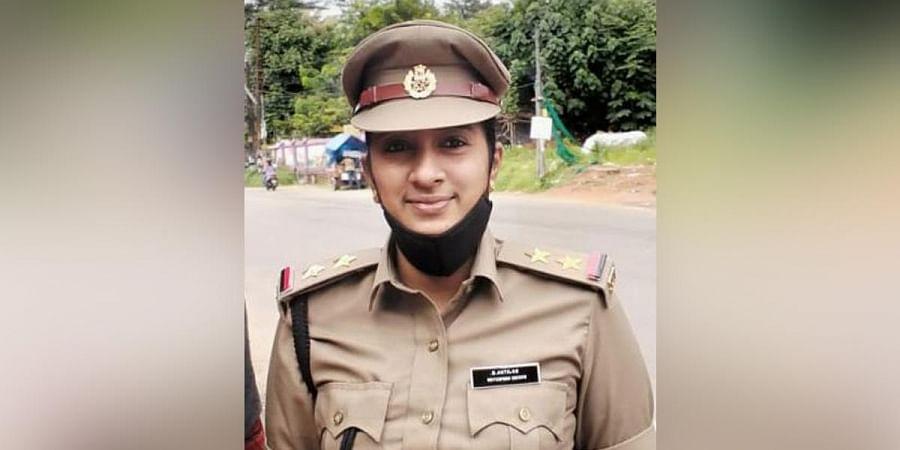 Excise Inspector Sajitha O