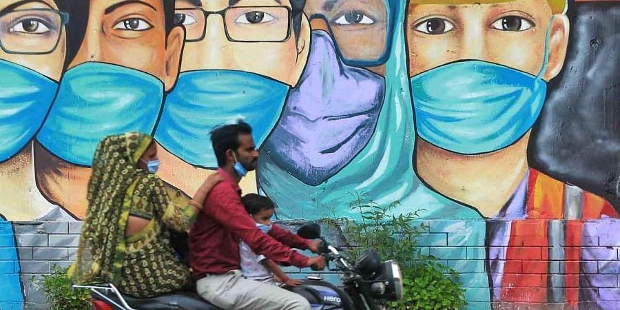 Delhi, Coronavirus