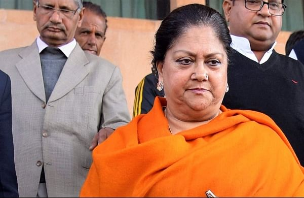 Vasundhara Raje stages a comeback, included in BJP core group for Rajasthan