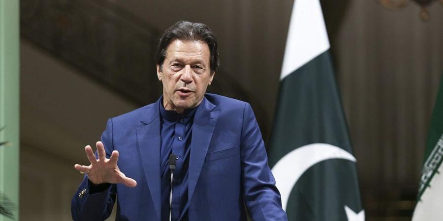Pakistani Prime Minister Imran Khan. | (Photo | AP)