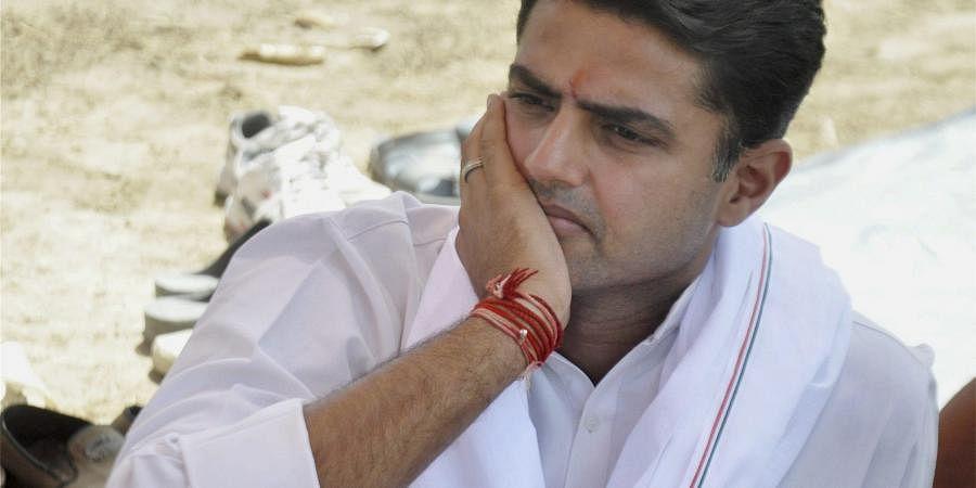 ebel Congress leader Sachin Pilot