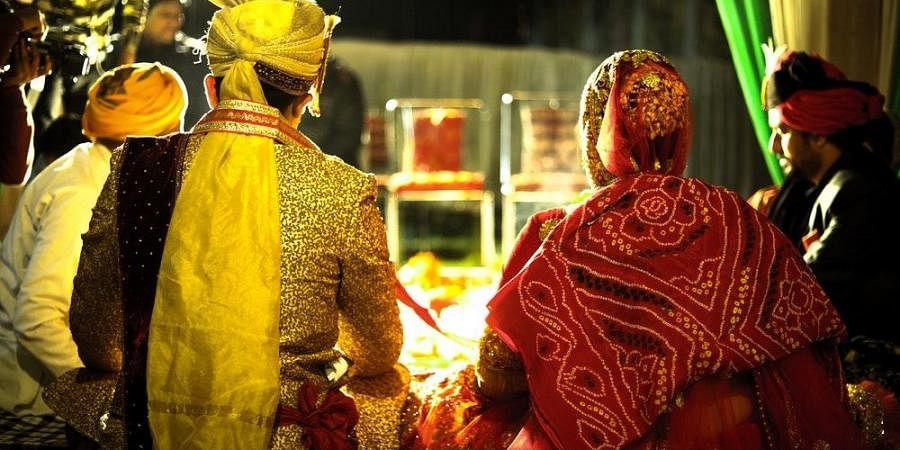 indian wedding, marriage, marriage ceremony, wedding