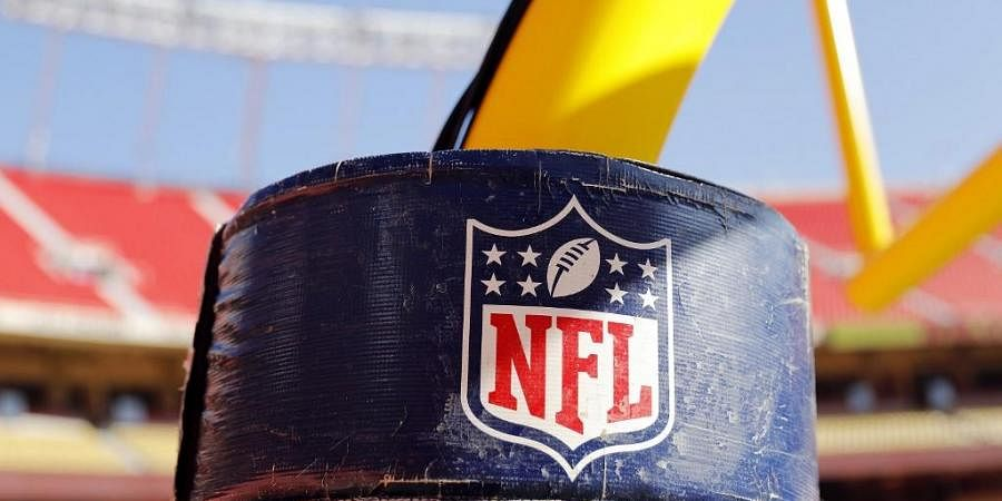 National Football League logo.