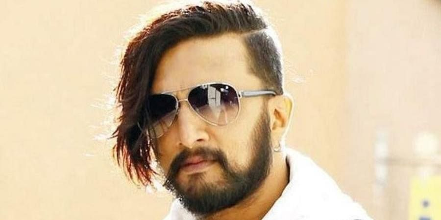 Kiccha Sudeep finally goes on 'long drive'- The New Indian Express  Happy birthday Kiccha sudeep Kiccha Sudeep