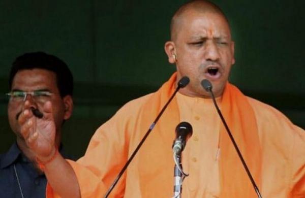 Ayodhya ceremony: UP CM Adityanath greets PM Modi, devotees, tweets Jai Shri Ram