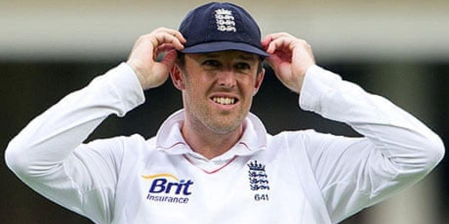 Former England cricketer Graeme Swann