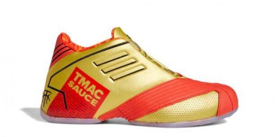 Adidas and McDonald's 'saucy sneakers' (Photo | Adidas website)