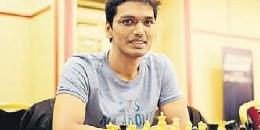GrandmasterP Harikrishna