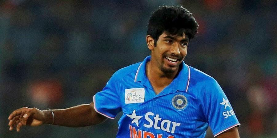 India speedster Jasprit Bumrah