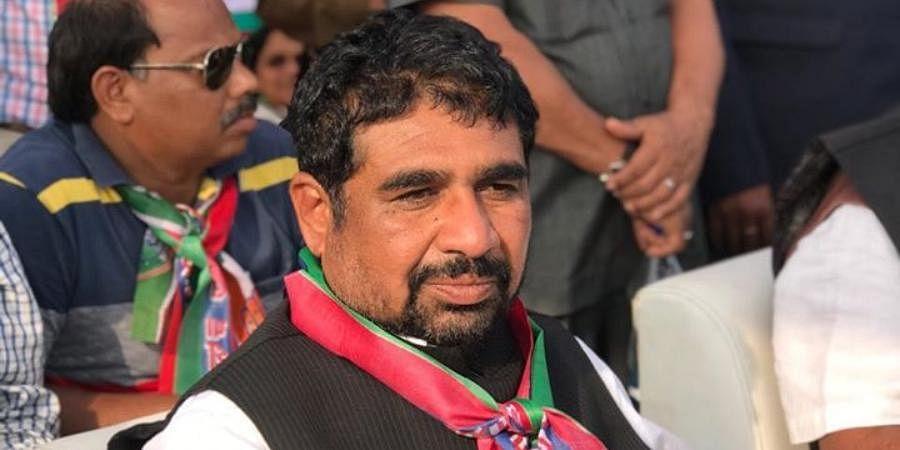 Bhartiya Tribal Party president Maheshbhai C Vasava