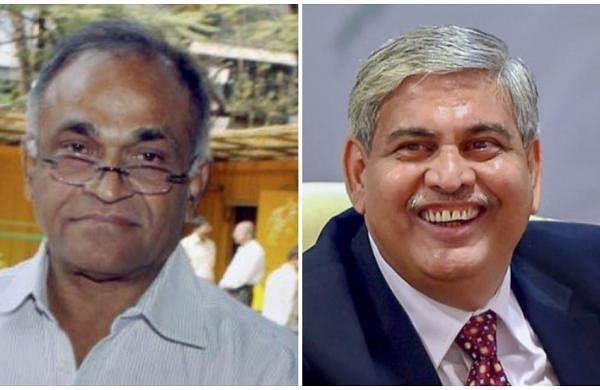 Shashank Manohar must checkdamageto BCCI done during his stint in ICC:Ex-secretary Niranjan Shah