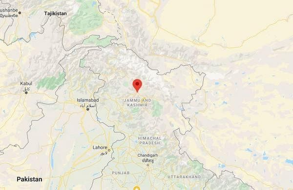 4.5 magnitude earthquake jolts Ladakh's Kargil