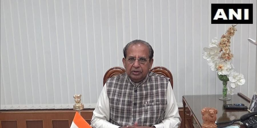 Assam Governor Jagdish Mukhi