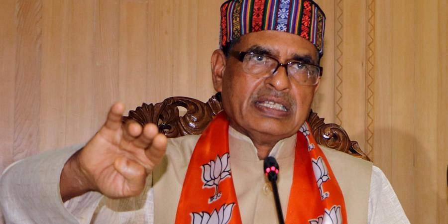 Madhya Pradesh CMShivraj Singh Chouhan