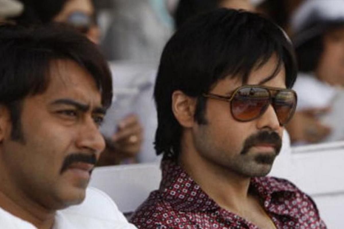 Why Ajay Devgn Emraan Hashmi Took Pay Cuts For Once Upon A Time In Mumbaai The New Indian Express