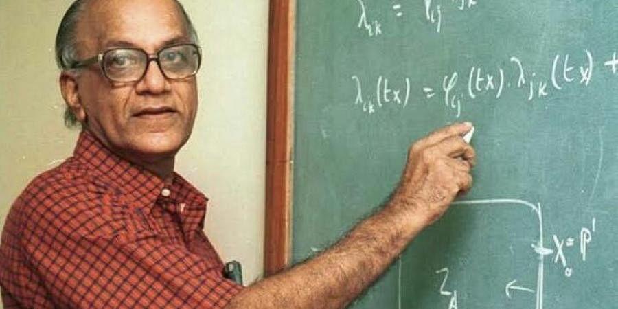 Mathematician CS Seshadri
