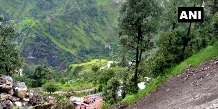 Three people in Madkot village of Pithoragarh district lost their lives after a cloudburst