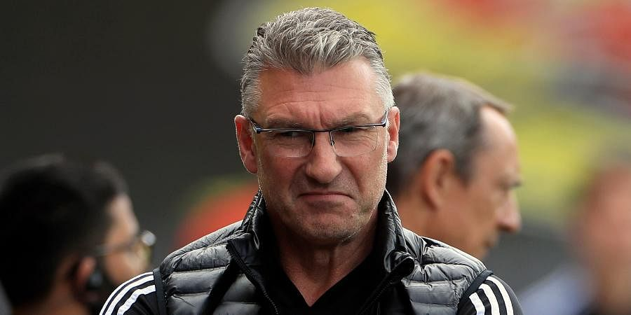 Sacked Watford manager Nigel Pearson