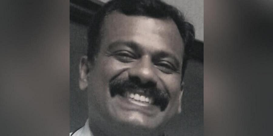 Former UAE admin attache Rashed Khamiz Almusaiqri's gunman, S R Jayaghosh