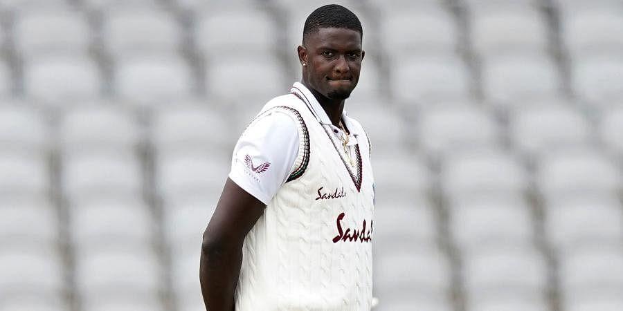 West Indies Test skipper Jason Holder