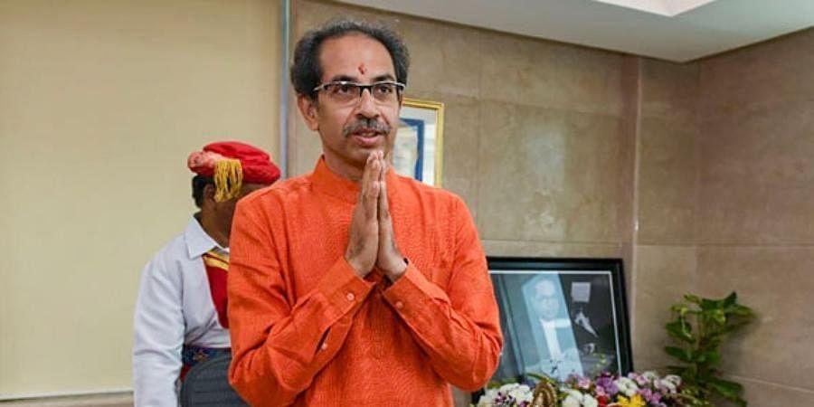 Maharashtra CMUddhav Thackeray