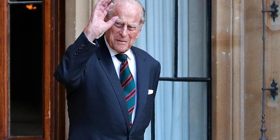 Britain's Prince Philip (Photo| AP)
