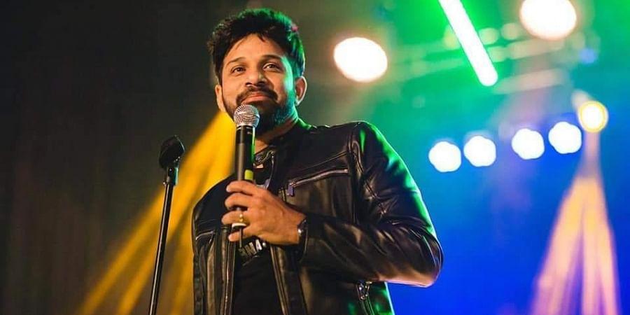 Singer-composer Karthik