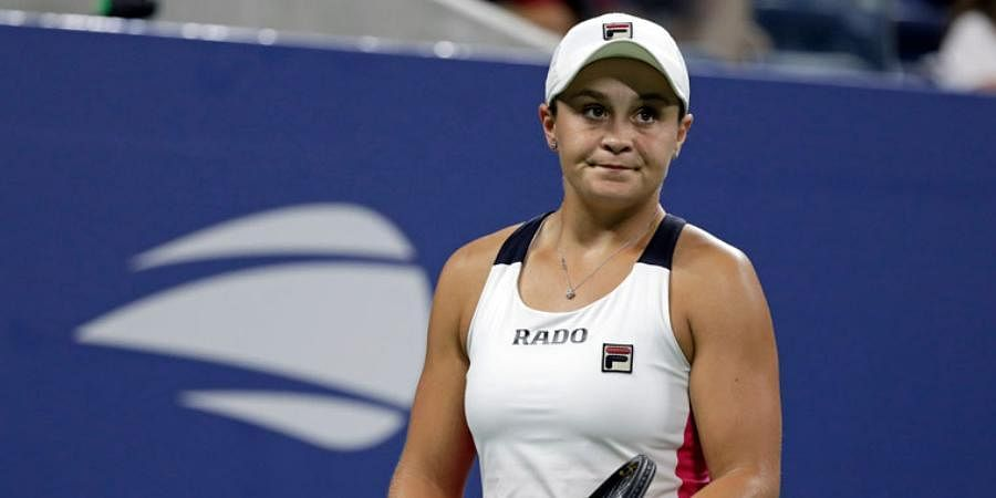 WTA World Number One Ashleigh Barty