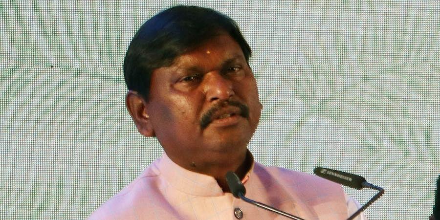 Union Minister of Tribal Affairs Arjun Munda
