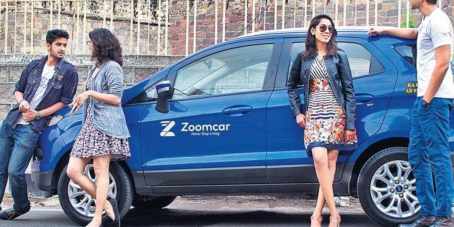 Zoomcar, Car rental