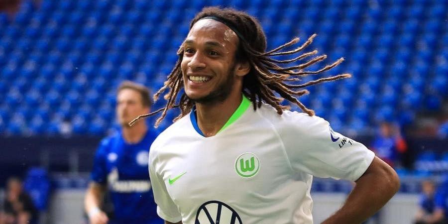 Wolfsburg defender Kevin Mbabu