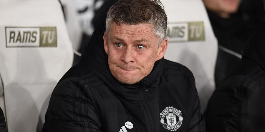 Manchester United gaffer Ole Gunnar Solskjaer