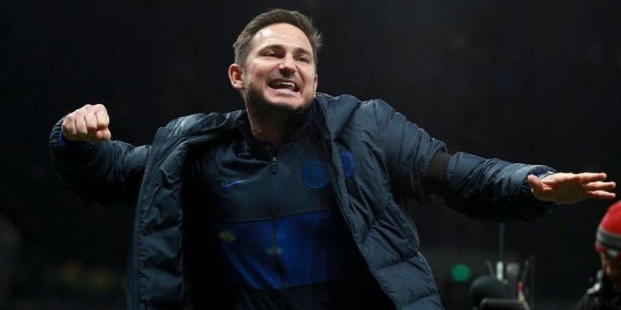 Chelsea gaffer Frank Lampard