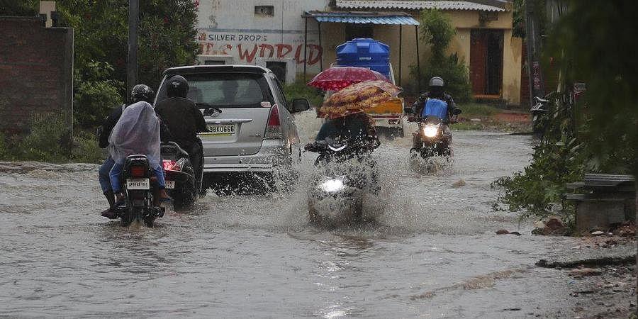 Hyderabad rains, IMD, India monsoons