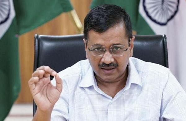 Delhi CM Kejriwal congratulates country on occasion of Ram Temple 'bhoomi pujan'