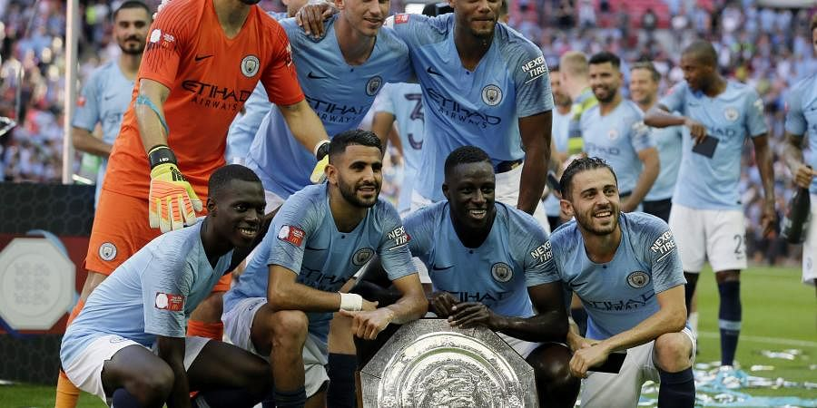 Community Shield - Manchester City - Chelsea   (Photo   AP)