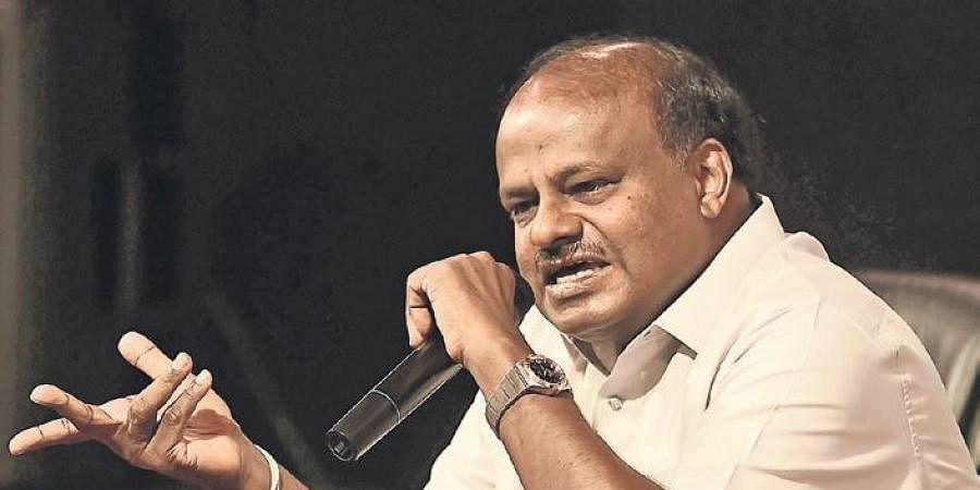 Former CM HD Kumaraswamy