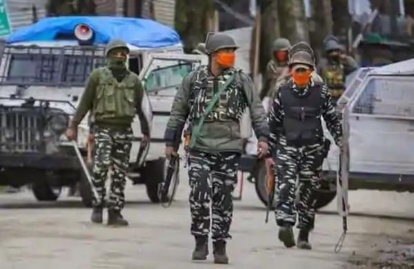 CRPF personnel, militant killed in overnight encounter in Jammu and Kashmir's Srinagar