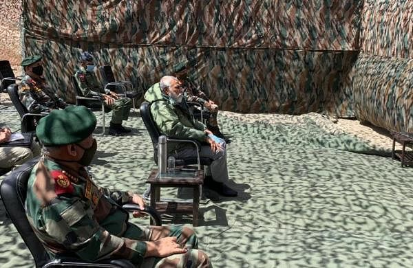 Galwan valley clashes: PM Modi makes surprise visit to Ladakh, boosts morale of soldiers