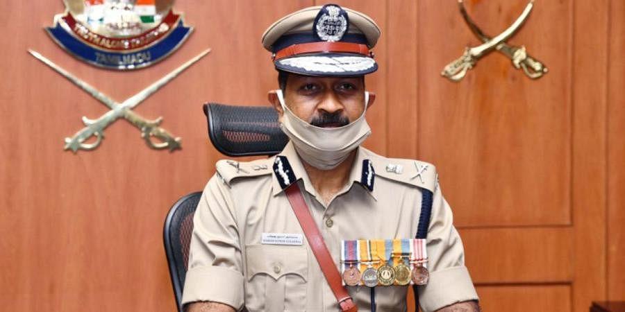 Chennai Police Commissioner Mahesh Kumar Aggarwal