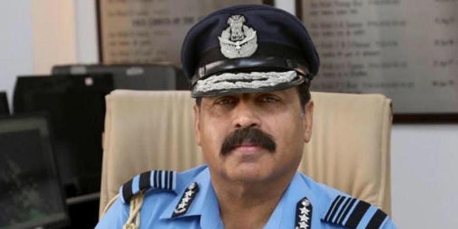 IAF chiefRKS Bhadauria